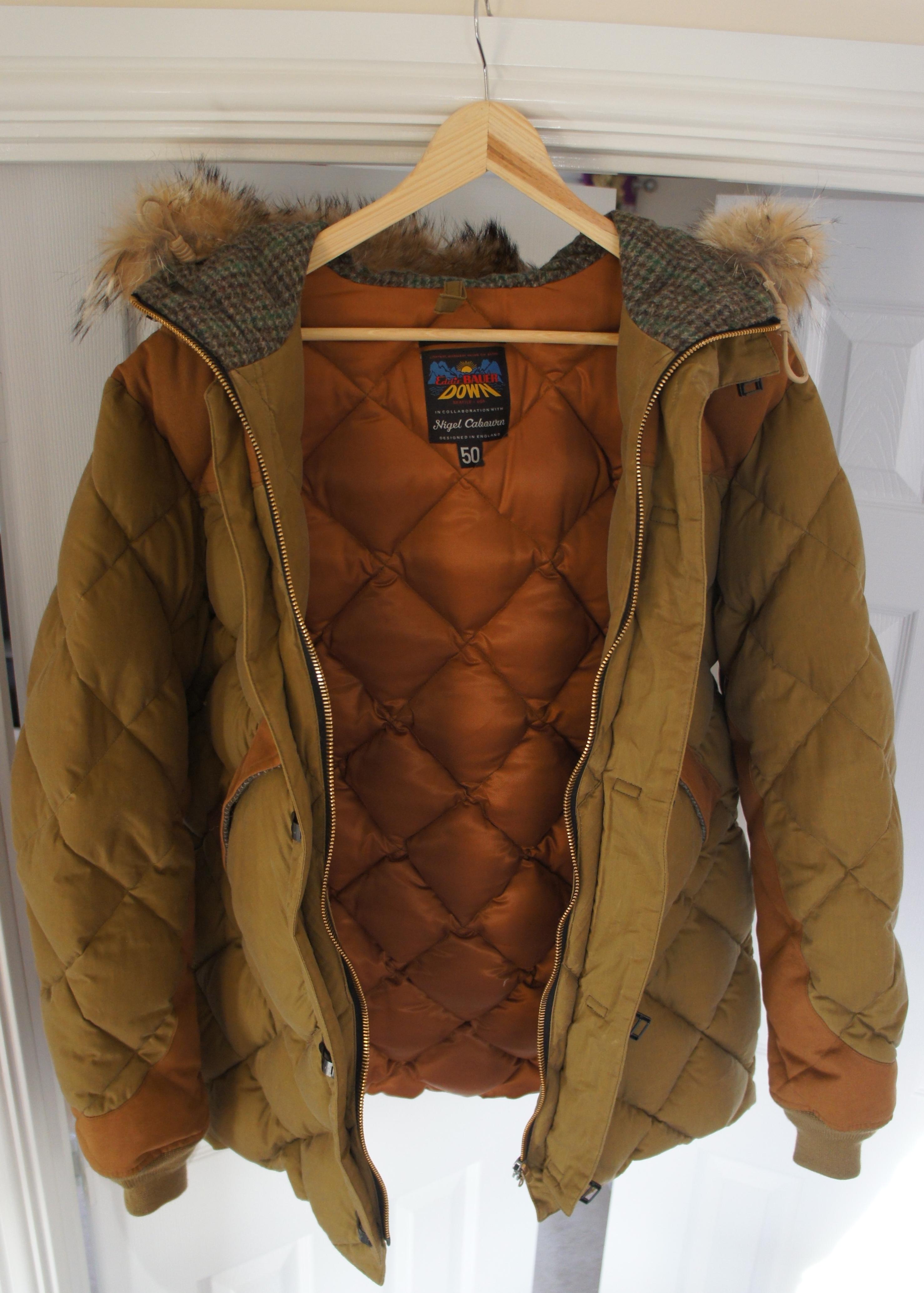 2e4b16b6f0bd Last Buy – Nigel Cabourn   Eddie Bauer Geddes Jacket – American Icons
