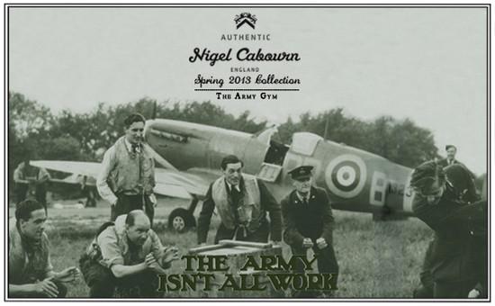 aced5b0e61b7 nigel cabourn – American Icons
