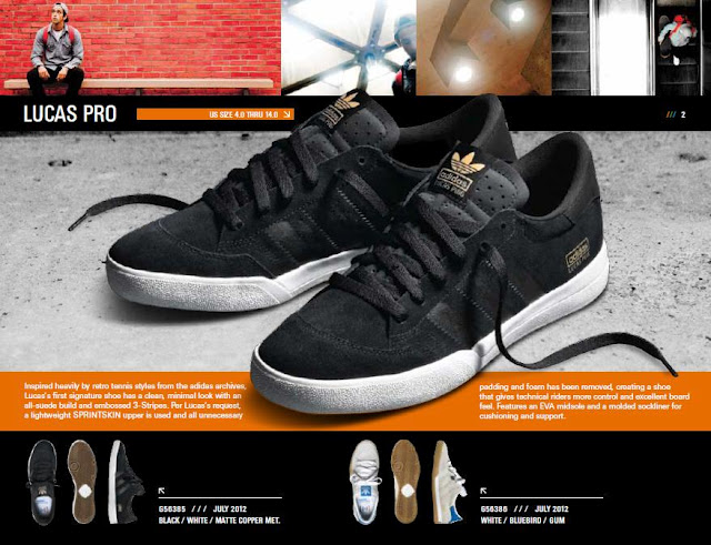 0bf2b7c334da52 As with previous Adidas skateboarding models (think the Busenitz  especially) taking design inspiration from the extensive Adidas back  catalogue